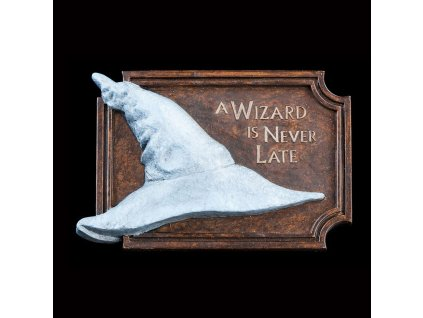 Lord of the Rings Magnet A Wizard Is Never Late Weta Collectibles