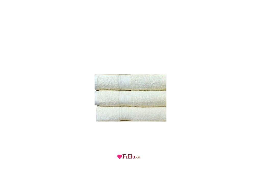 Osuška Froté Biela Bavlna 140 x 70