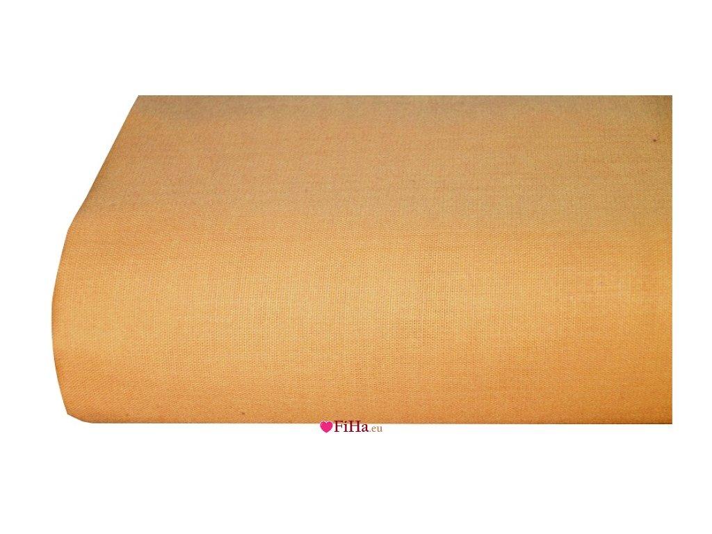 Plachta Klasik Béžová Bavlna 140 x 240
