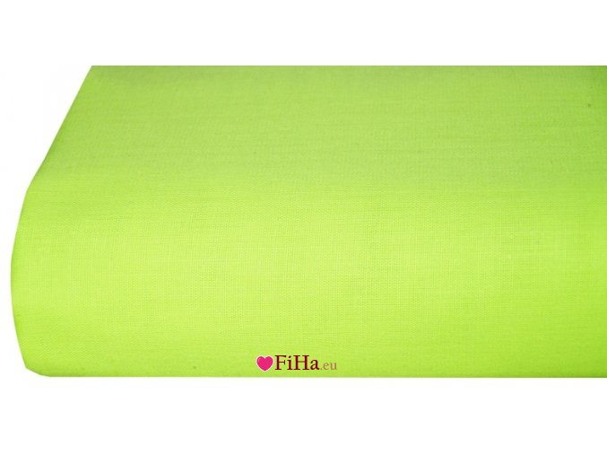 Plachta Klasik Zelenožltá Bavlna 140 x 240