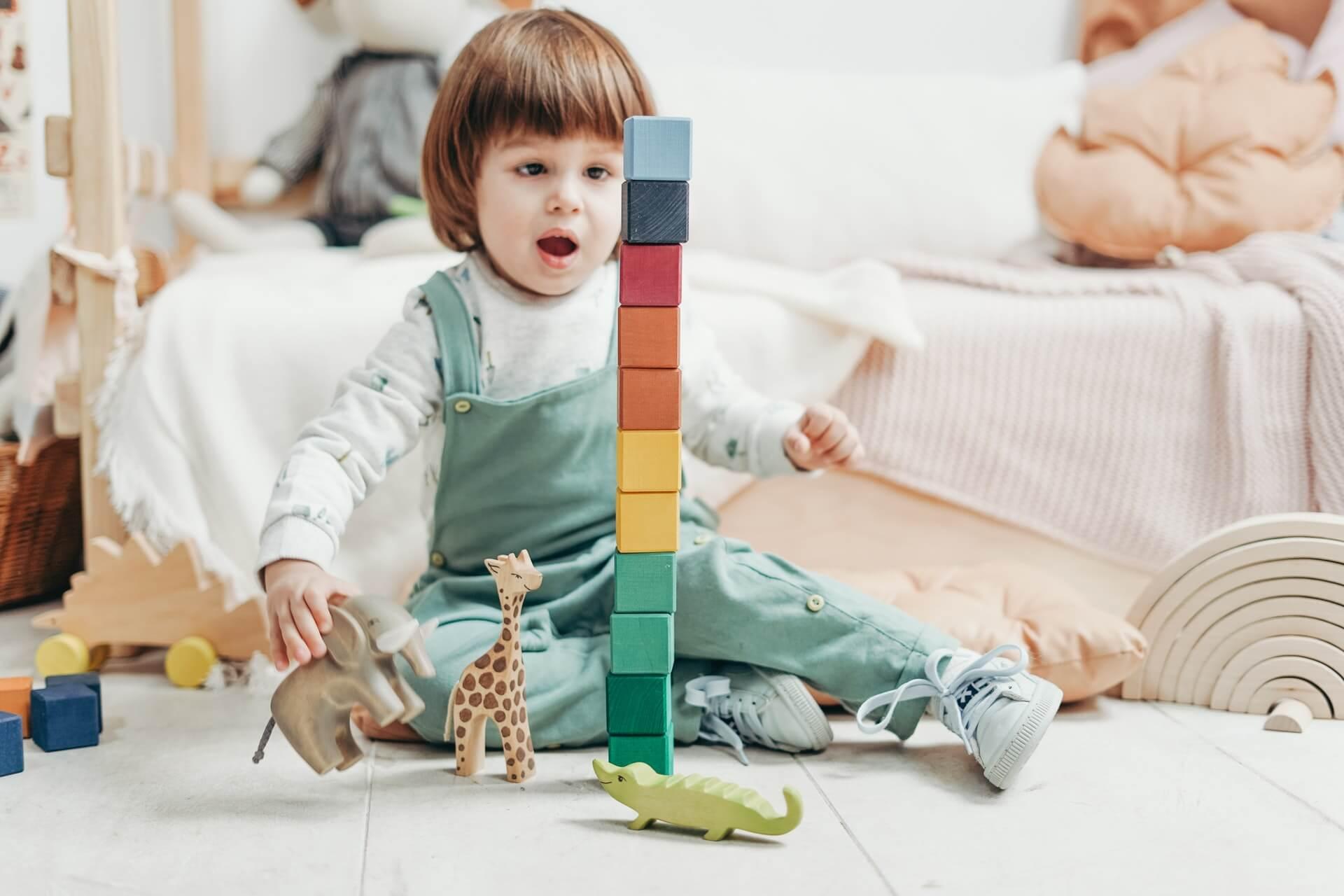 Poradňa: Hračky pre deti od 3 rokov