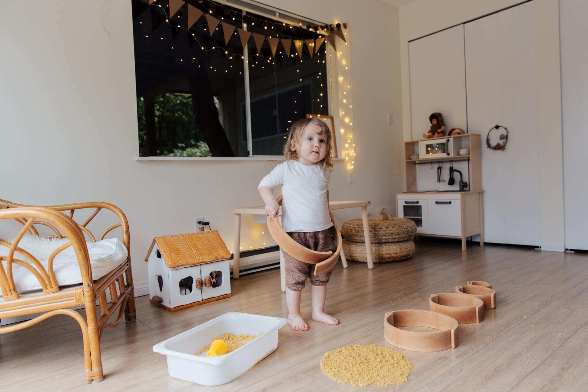 Montessori hračky – aké to sú a pre koho sú určené?