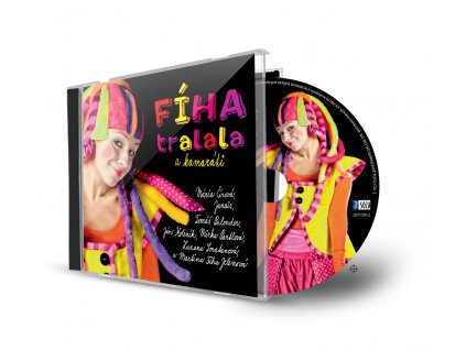 CD Fíha tralala a kamaráti  CD