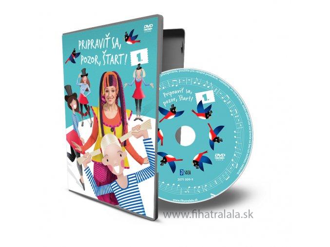 obal DVD BabyBand 2