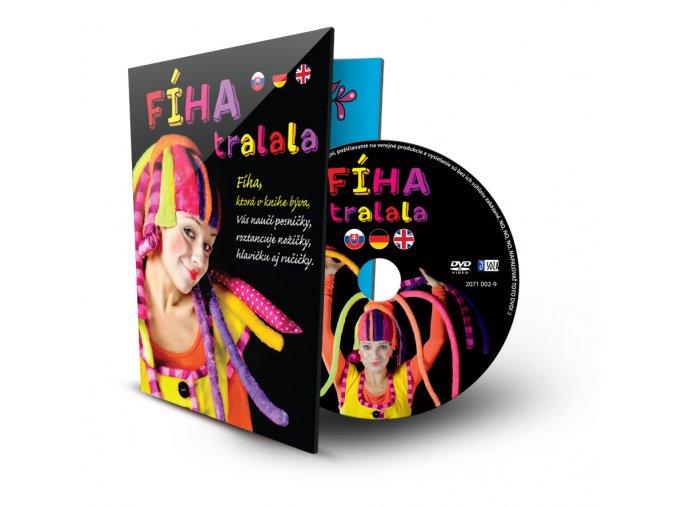 FÍHA tralala  DVD
