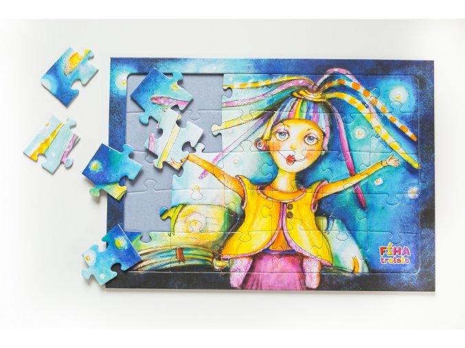 Puzzle Fíha tralala - 30 dielov