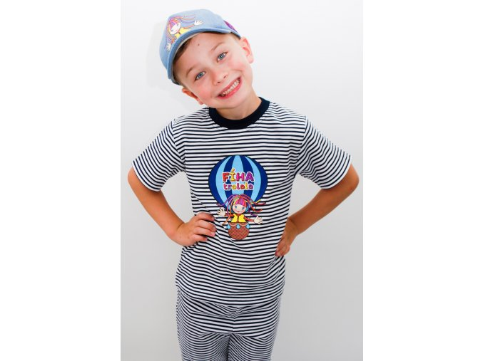 Tričko chlapčenské - Fíha v balóne