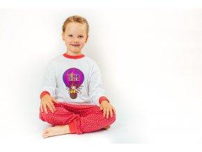 Pyžamko dievčenské - Fíha v balóne