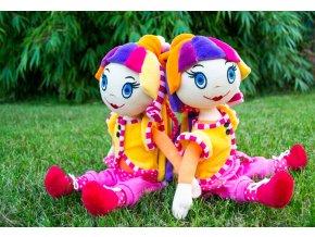 2 bábiky - plyšáky Fíha tralala za super cenu - akcia
