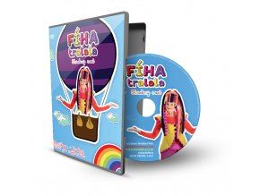 DVD Farebný svet od Fíha tralala  DVD