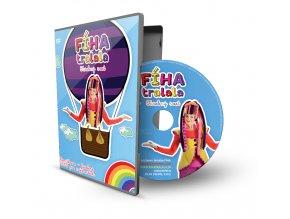 FAREBNÝ SVET  DVD