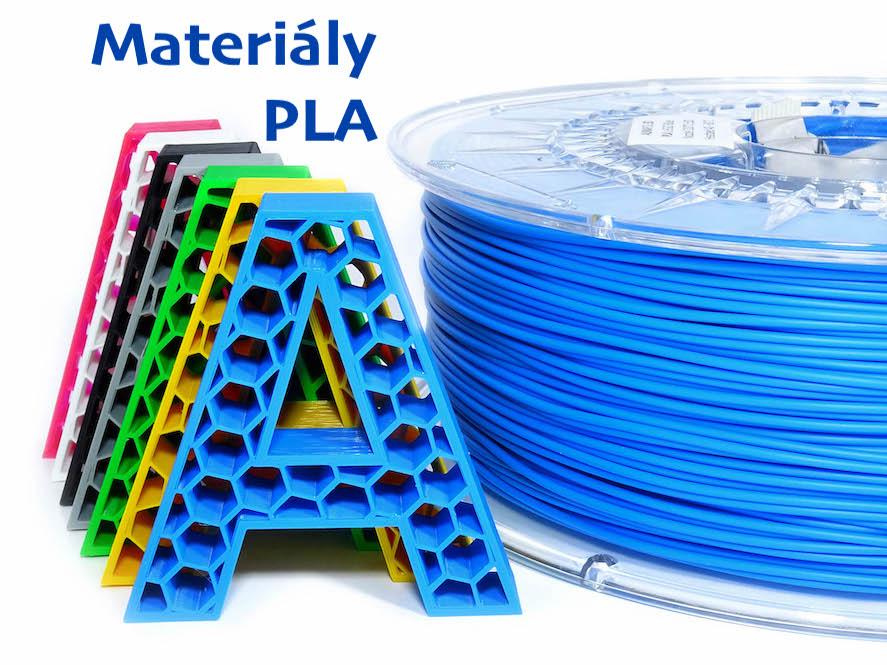 Materiály PLA Aurapol