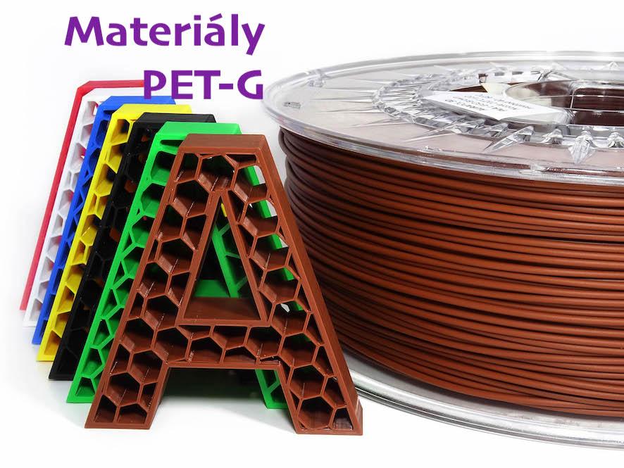 Materiály PET-G Aurapol