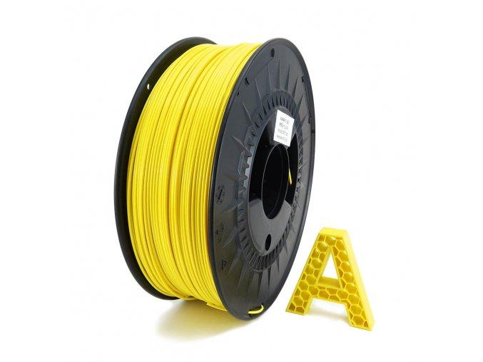 PET-G Filament sírová žlutá 1 kg  1,75 mm AURAPOL