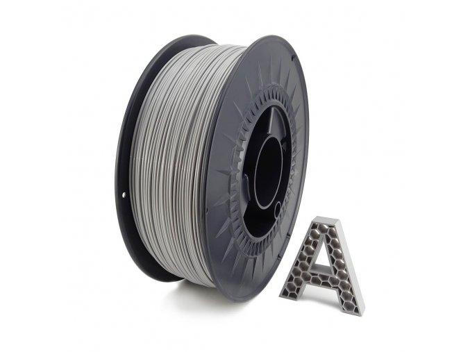 PET-G Filament signální šedá 1 kg  1,75 mm AURAPOL
