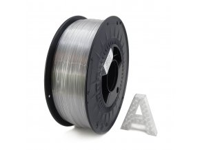 PET-G Filament Natural transparentní 1 kg  1,75 mm AURAPOL