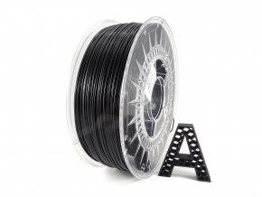 PLA 3D Filament Černá 1 kg 1,75 mm AURAPOL