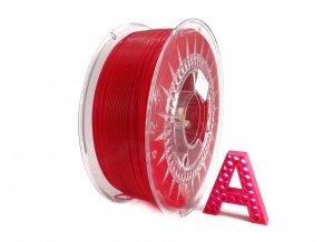PLA 3D Filament Malinová částečně transparentní 1 kg 1,75 mm