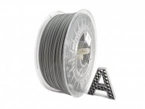 PLA 3D Filament Šedá 1 kg 1,75 mm AURAPOL