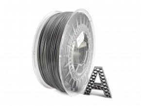 PLA 3D Filament Stříbrná 1 kg 1,75 mm AURAPOL