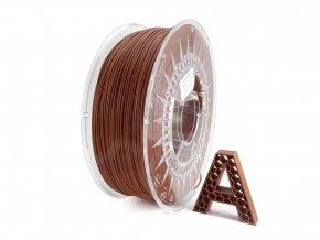 PLA 3D Filament Hnědá L-EGO 1 kg 1,75 mm AURAPOL
