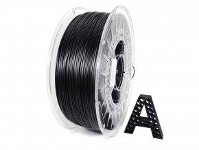 ASA 3D Filament Grafitová černá 850g 1,75 mm AURAPOL
