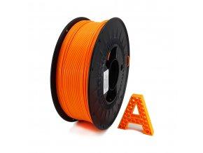 PET-G Filament jasně oranžová 1 kg  1,75 mm AURAPOL