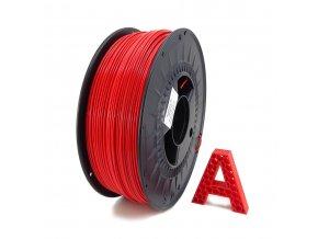 PET-G Filament červená 1 kg  1,75 mm AURAPOL