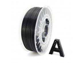 PET-G Filament grafitová černá 1 kg  1,75 mm AURAPOL