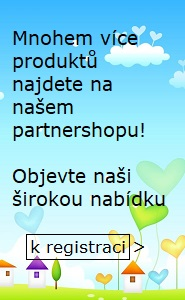 partnershop registrace