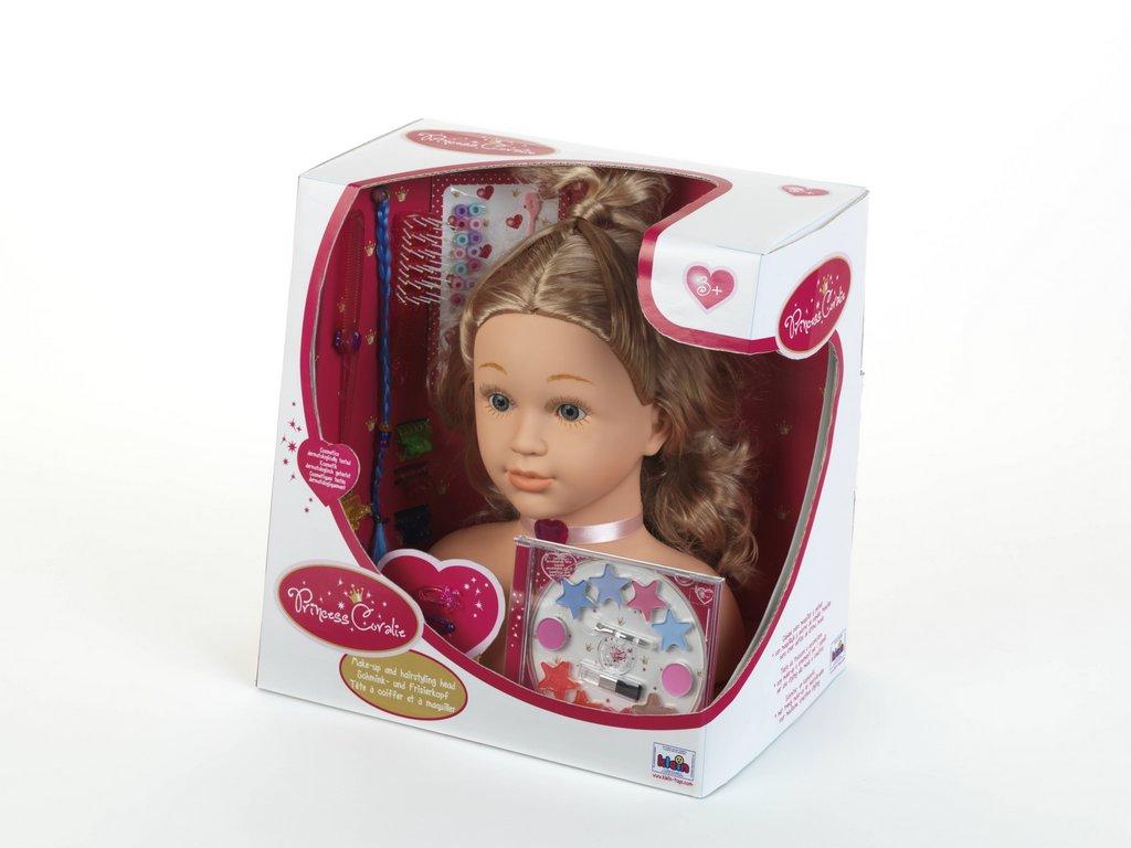 Barbie, princezna Coralie
