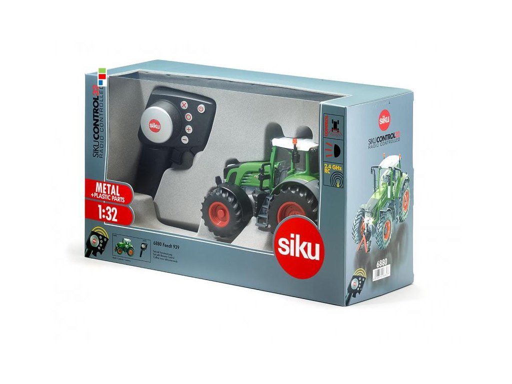 siku control rc traktor fendt 939 1 32 fildashop. Black Bedroom Furniture Sets. Home Design Ideas