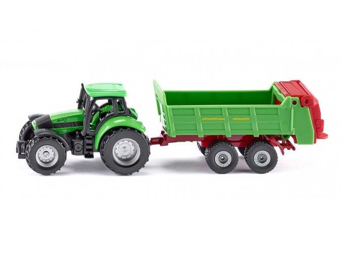 Siku traktor Deutz 1:87