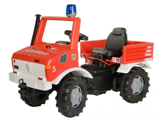 Rolly Toys šlapací auto rollyFire Unimog