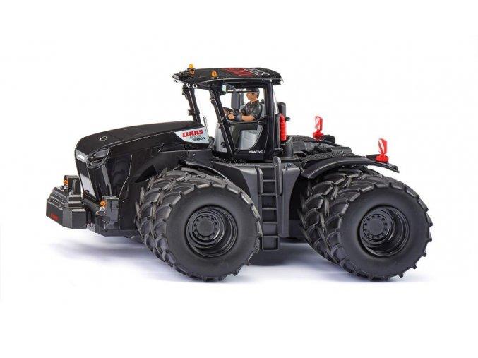 Siku Claas Xerion 5000 černý s dvojitými pneumatikami a ovládáním aplikací Bluetooth