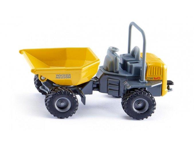 SIKU WACKER NEUSON DW60 Dumper 1:50