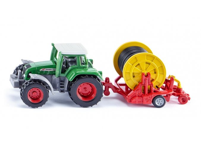 SIKU traktor s navijákem na zavlažování 1:87