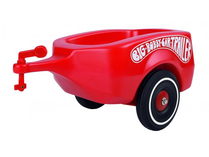 BIG Bobby Car přívěs Červený