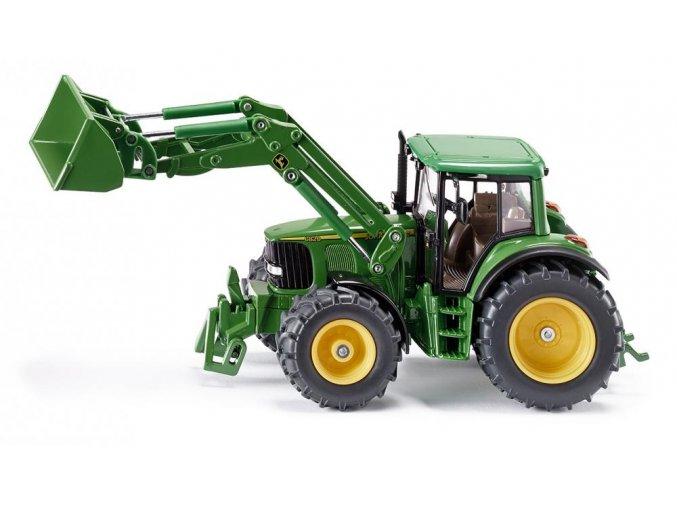 Siku 3652 Traktor John Deere s čelním nakladačem 1:32