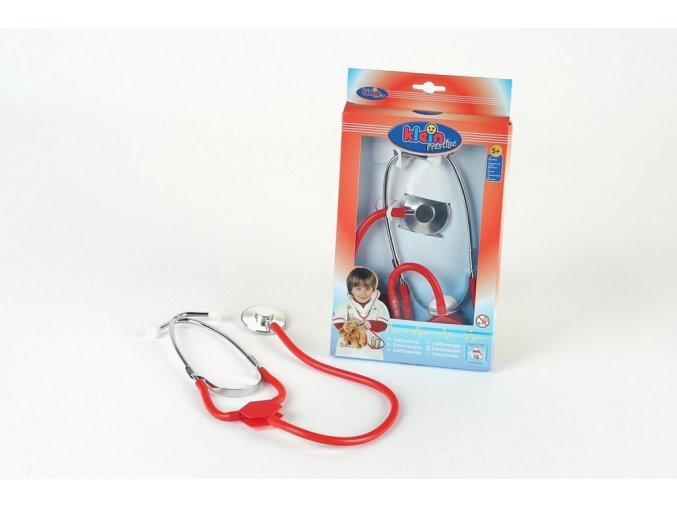 Klein stetoskop kovový