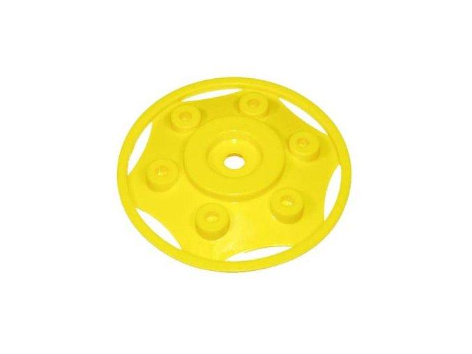 Rolly Toys kryt kola, žlutý 28600002212