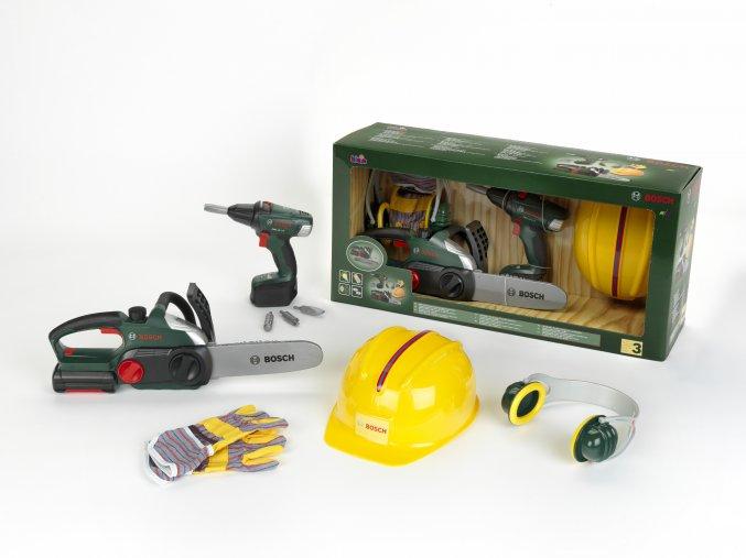 Klein Bosch Sada pro dřevorubce