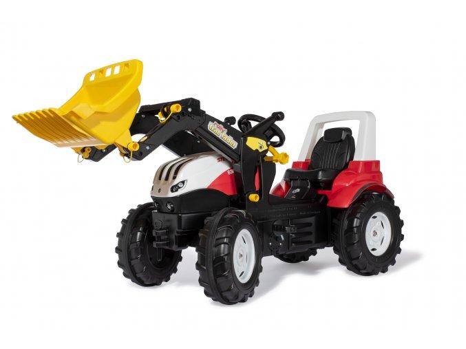Rolly Toys šlapací traktor Steyr CVT 6240