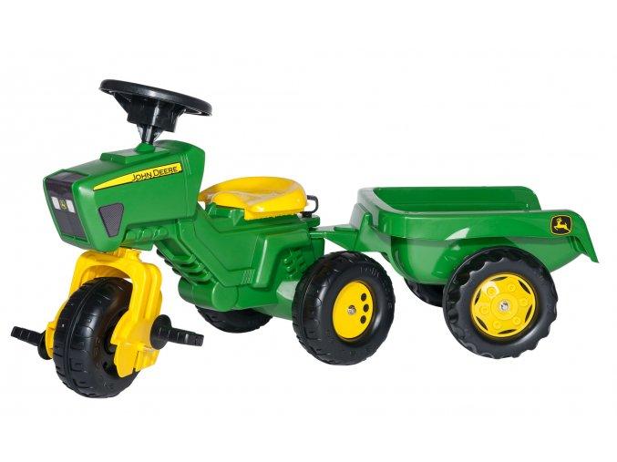 Rolly Toys tříkolka John Deere Trac