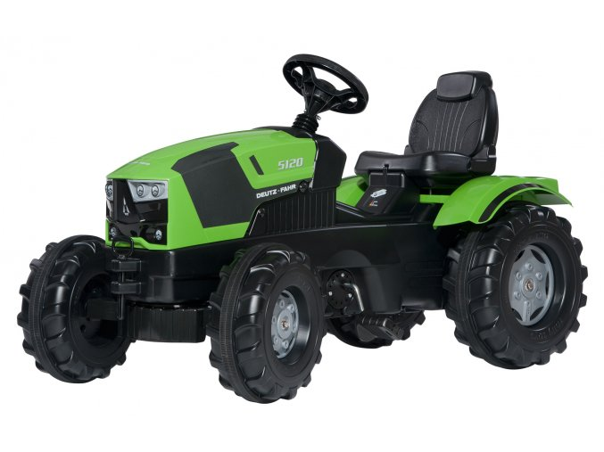 Rolly Toys šlapací traktor Deutz-Fahr 5120