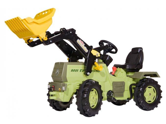 Rolly Toys šlapací traktor Farmtrac MB 1500