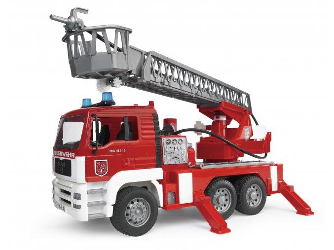 Bruder 2771 MAN, hasiči