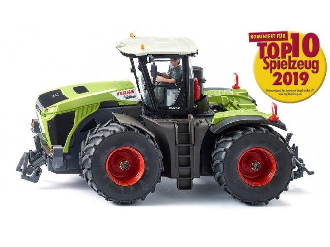 Siku Traktor s BT App dálkovým ovládáním Claas Xerion 5000 TRAC VC