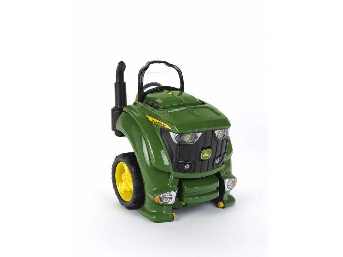 Klein Traktor Engine John Deere