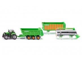 SIKU traktor DEUTZ AGROTRON X720 1:87